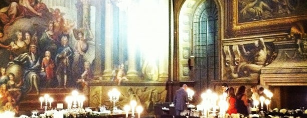Painted Hall is one of LDN ART GAL & MUSE.
