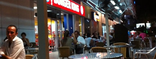 Burger King is one of Top 10 favorites places in Antalya, Türkiye.
