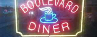 Boulevard Diner is one of Greasy Spoon Badge.