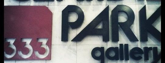 Central Park Gallery is one of Locais curtidos por Cleiva.