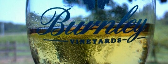 Burnley Vineyards is one of Charlottesville Wineries.