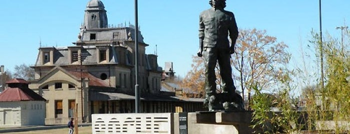 Monumento Che Guevara is one of Must visit places in Rosario.