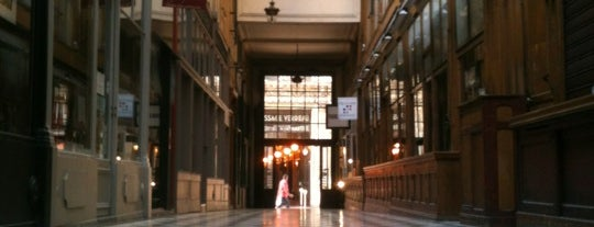 Passage Jouffroy is one of Paris.