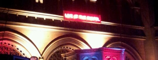 Union Chapel is one of Best comedy clubs in London.
