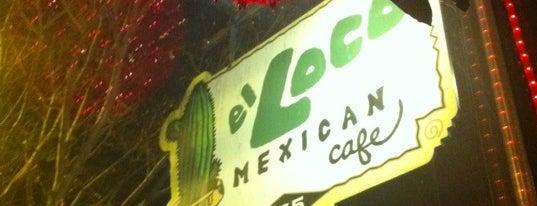 El Loco is one of Gespeicherte Orte von Marcie.