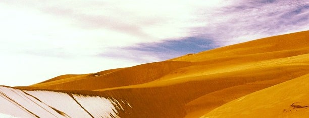 Great Sand Dunes National Park & Preserve is one of National Recreation Areas.