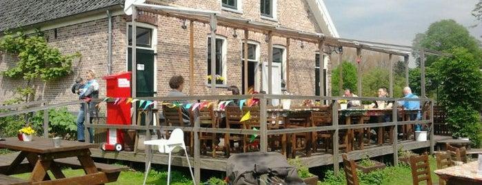 Buurtboerderij Ons Genoegen is one of Monuments ❌❌❌.