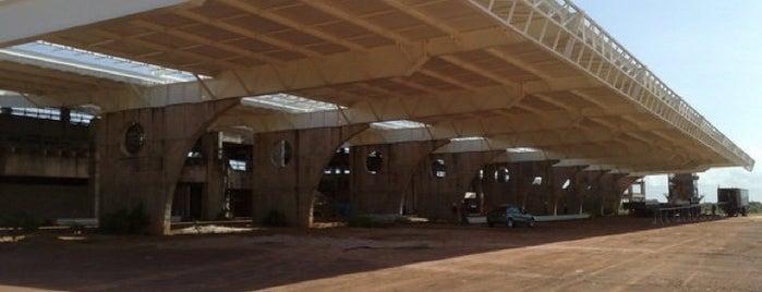 Aeroporto Internacional de Macapá (MCP) is one of Aeroportos.