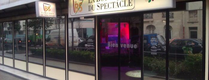 La Boutique Du Spectacle is one of Orte, die Monsieur gefallen.