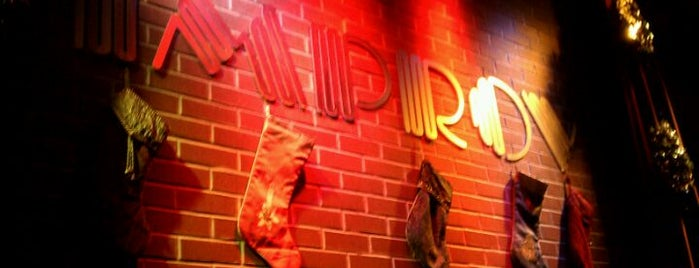 Cleveland Improv is one of Come C Cleveland! #VisitUs.