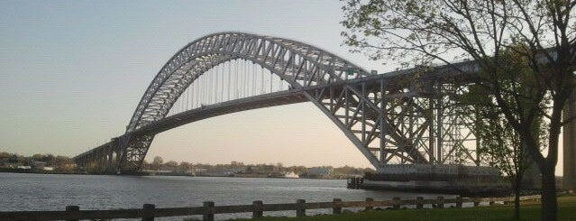 Bayonne Bridge is one of New Jersey highways and crossings.