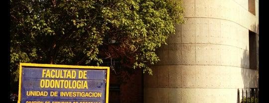 UNAM, División de Estudios de Posgrado e Investigación en Odontología is one of Regina 님이 좋아한 장소.