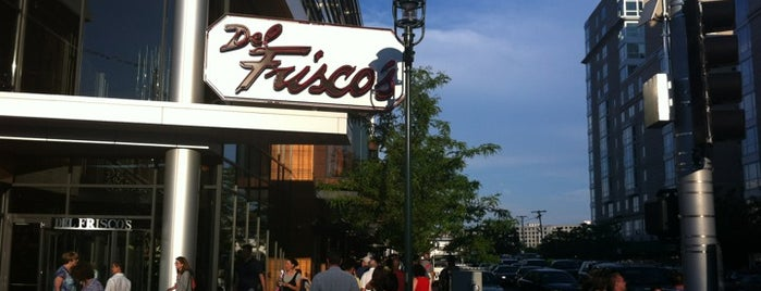 Del Frisco's Double Eagle Steak House is one of Boston Restaurants.