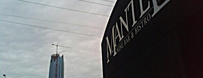 Mantel Wine Bar and Bistro is one of Oklahoma City OK To Do.