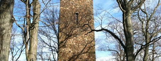 Bowman's Hill Tower is one of Favorites.