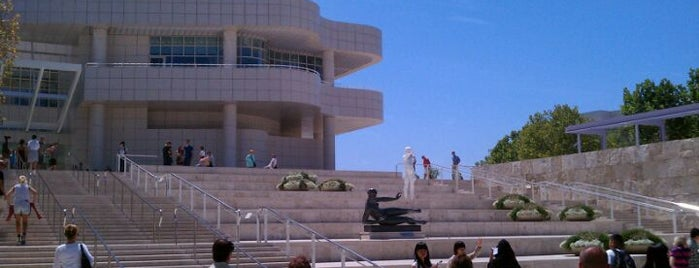 J. Paul Getty Museum is one of Essential Los Angeles.