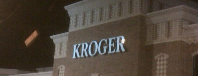 Kroger is one of Orte, die mark (Jason) gefallen.