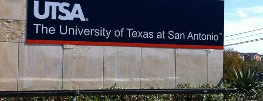 The University of Texas at San Antonio is one of Lieux sauvegardés par Rishi.
