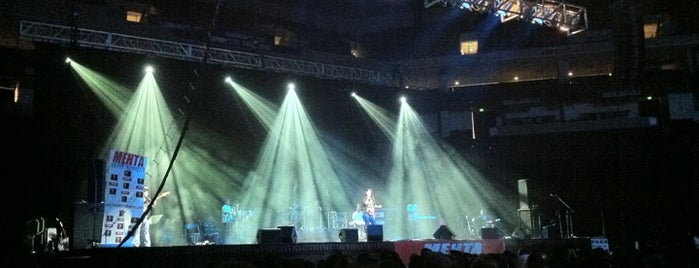 Oakland Arena is one of #tivzlist Live Music Venues.