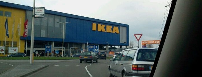 IKEA is one of Lugares favoritos de Lily.
