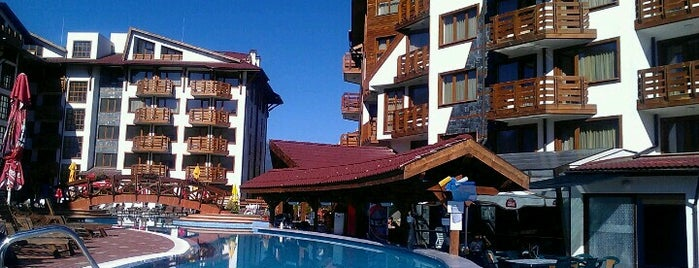 Belvedere Holiday Club **** is one of Tempat yang Disukai Pelin.