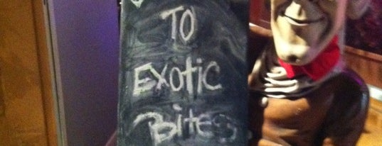 Exotic Bites is one of Fave SoFlo Spots.