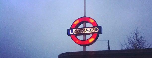 Sudbury Hill London Underground Station is one of Underground Stations in London.