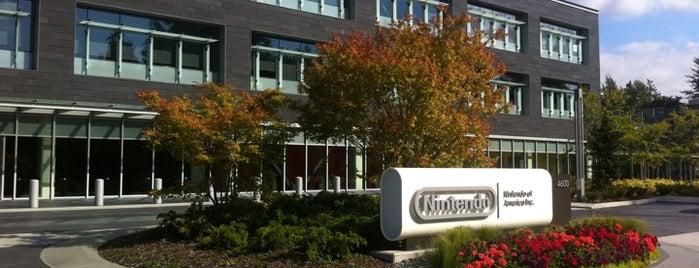 Nintendo of America is one of Startups World.