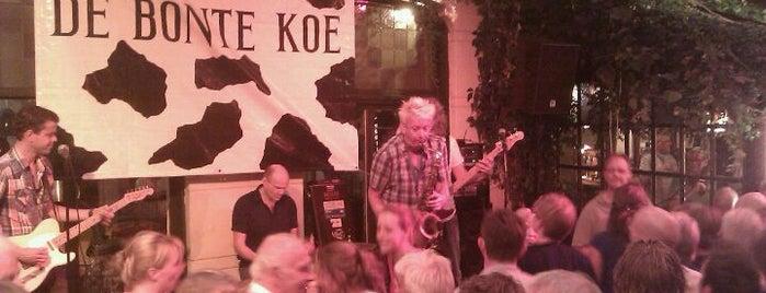 De Bonte Koe is one of Misset Horeca Café Top 100 2012.