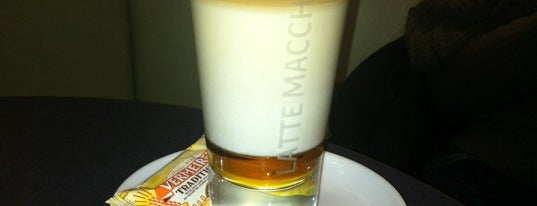 Il Cappuccino is one of Posti che sono piaciuti a Benoit.
