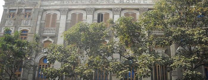 Royal Opera House is one of Mumbai, India.