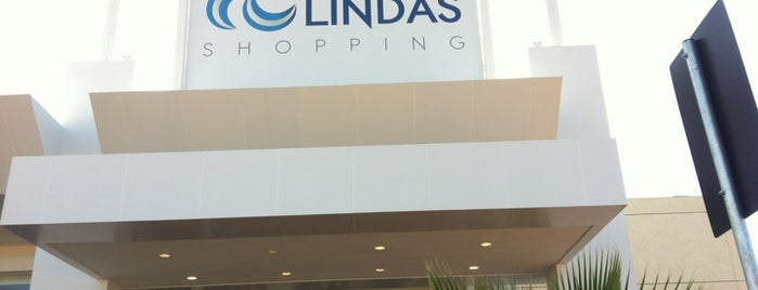Águas Lindas Shopping is one of Washingtonさんのお気に入りスポット.