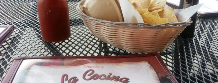 La Cocina is one of A local's guide: 48 hours in Burlington, NC.