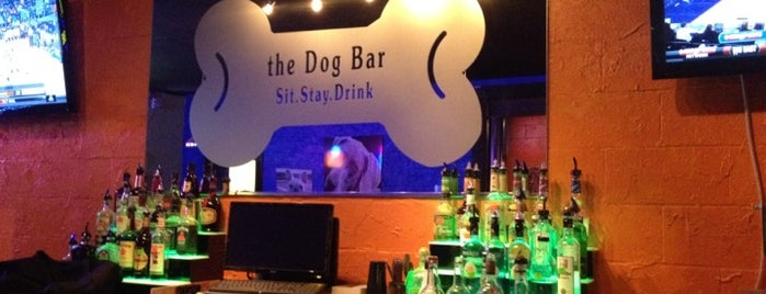 the Dog Bar is one of Lugares guardados de Tatiana.