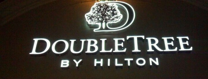 DoubleTree by Hilton Hotel Chicago - Alsip is one of AT&T Wi-Fi Hot Spots - Hospitality Locations.