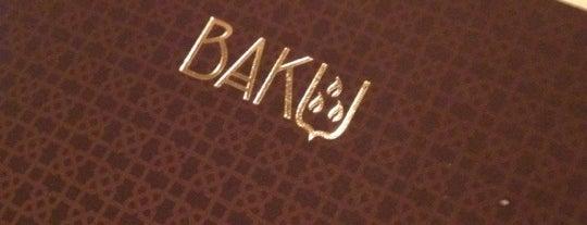 Baku Restaurant is one of Gourmet Greedy Guts.