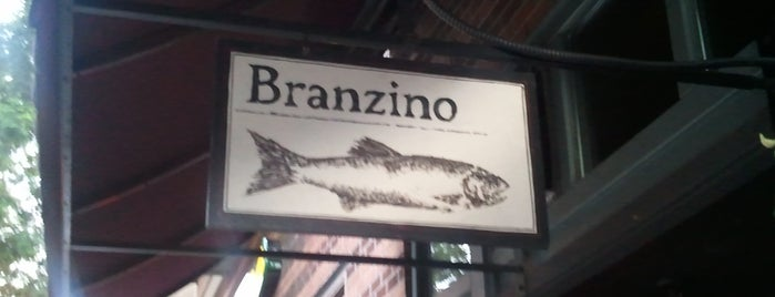 Branzino is one of Top Chef Competitors' Restaurants.