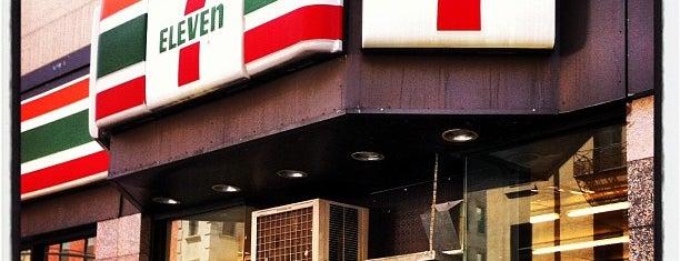 7-Eleven is one of Tempat yang Disukai Karen.