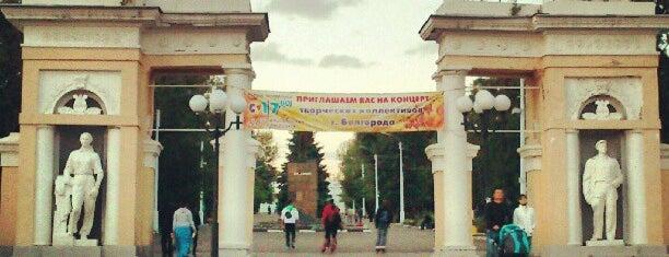 ЦПКиО им. Ленина is one of Белгород (Belgorod).