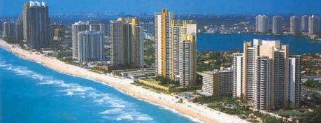 City of Sunny Isles Beach is one of Miami Florida - Peter's Fav's.