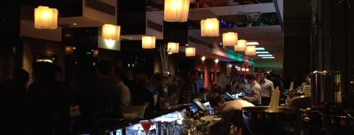 Cloud 9 Sky Bar & Lounge is one of Where to...Night-life [Prg].