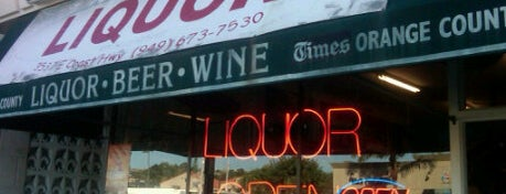 Del Mar Liquor is one of Retailers.
