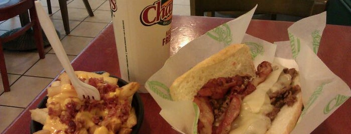 Charley's Grilled Subs is one of CeCe's Places.