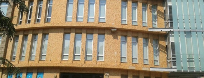 Casa de Cultura de Sant Cugat del Vallès is one of Barcelona | Cultura e Arquitetura.