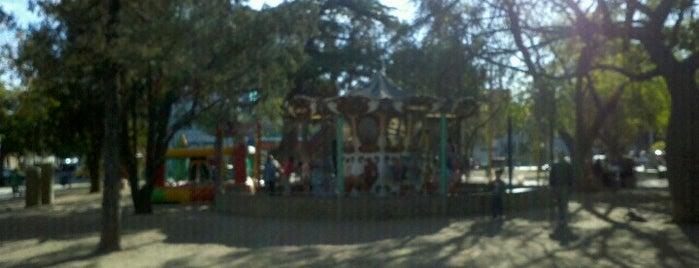 Plaza Rivadavia is one of Emiliano 님이 좋아한 장소.