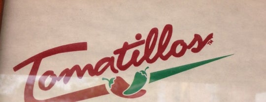 Tomatillos Cafe Y Cantina is one of Rachel 님이 좋아한 장소.