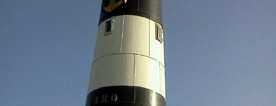 Faro de la Marina is one of Parques.