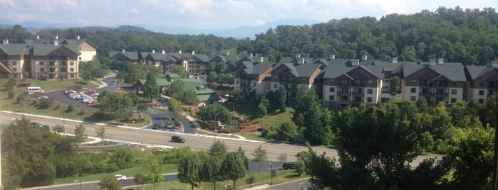 Wyndham Smoky Mountains is one of AT&T Wi-Fi Hot Spots - Hospitality Locations.