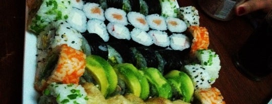 Sushi Bar Katana is one of Bares y restaurantes..