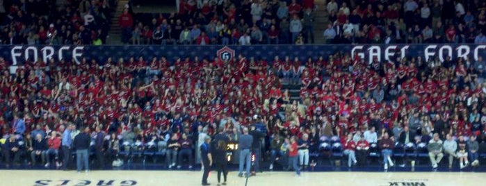 McKeon Pavilion is one of NCAA Division I Basketball Arenas Part Deaux.